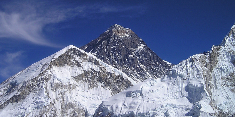Gipfel Mount Everest - 7summits4help