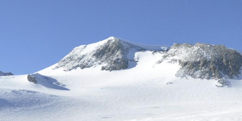 Gipfel Mount Vinson in der Antarktis - 7summits4help Quelle: Christian Stangl