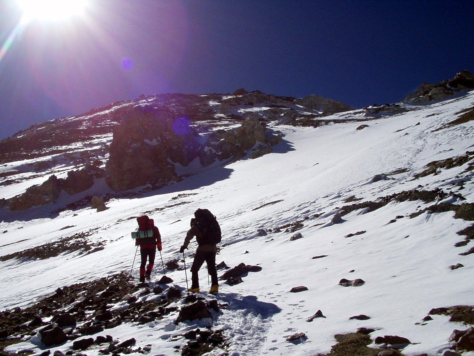 Anstieg zum Aconcagua - 7summits4help