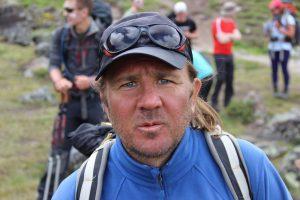 Alexey Uliyanov - Team Elbrus 2016 - 7summits4help