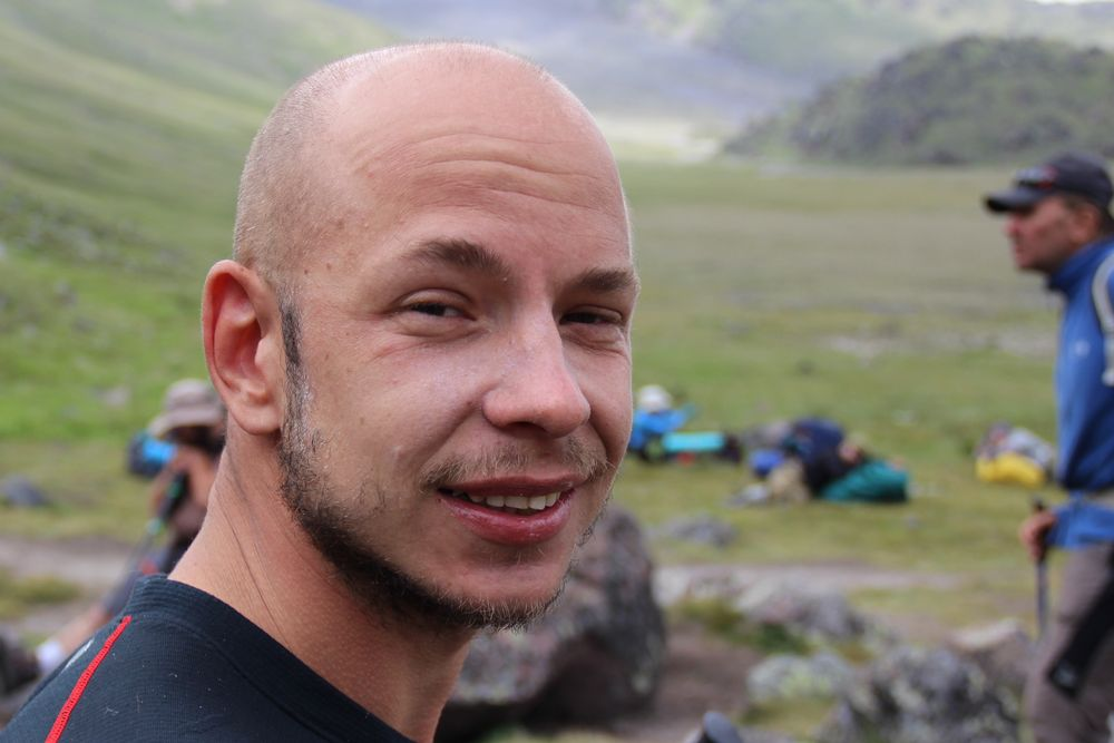 Anton Shagin - Team Elbrus 2016 - 7summits4help