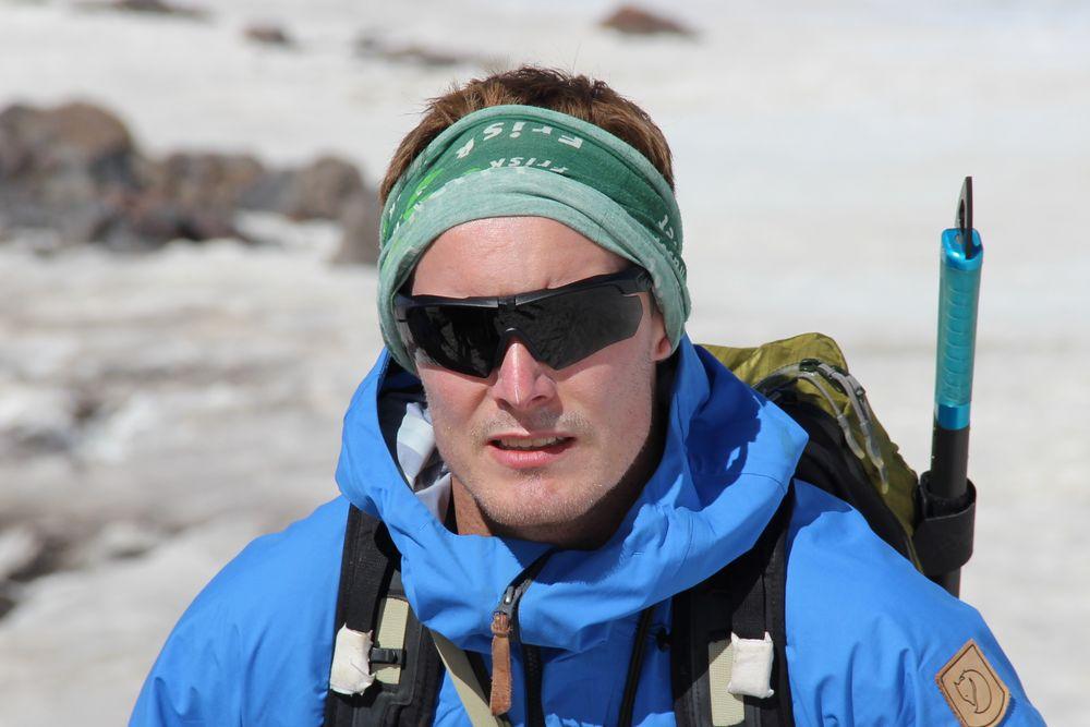 Magnus - Team Elbrus 2016 - 7summits4help