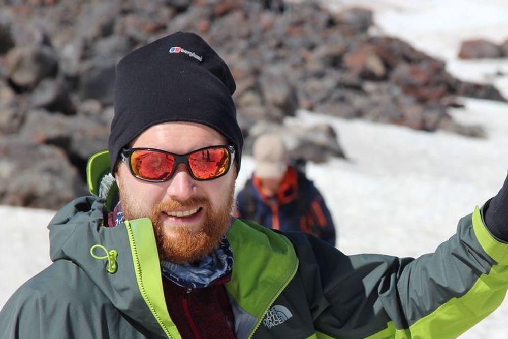Pavel Shershnev - Team Elbrus 2016 - 7summits4help
