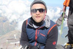 Tobias Dazenko - Team Elbrus 2016 - 7summits4help