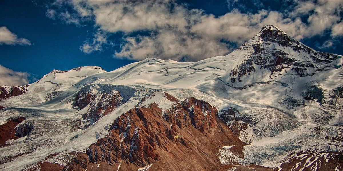 Bild: Der Aconcagua