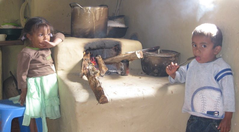 Bild: Kinder in Nicaragua