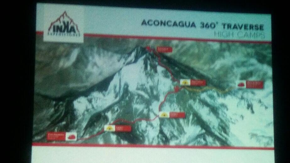 Der Weg zum Gipfel