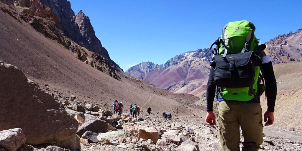 Eine Reise geht zuende   Aconcagua 360 Grad 2016   7summits4help