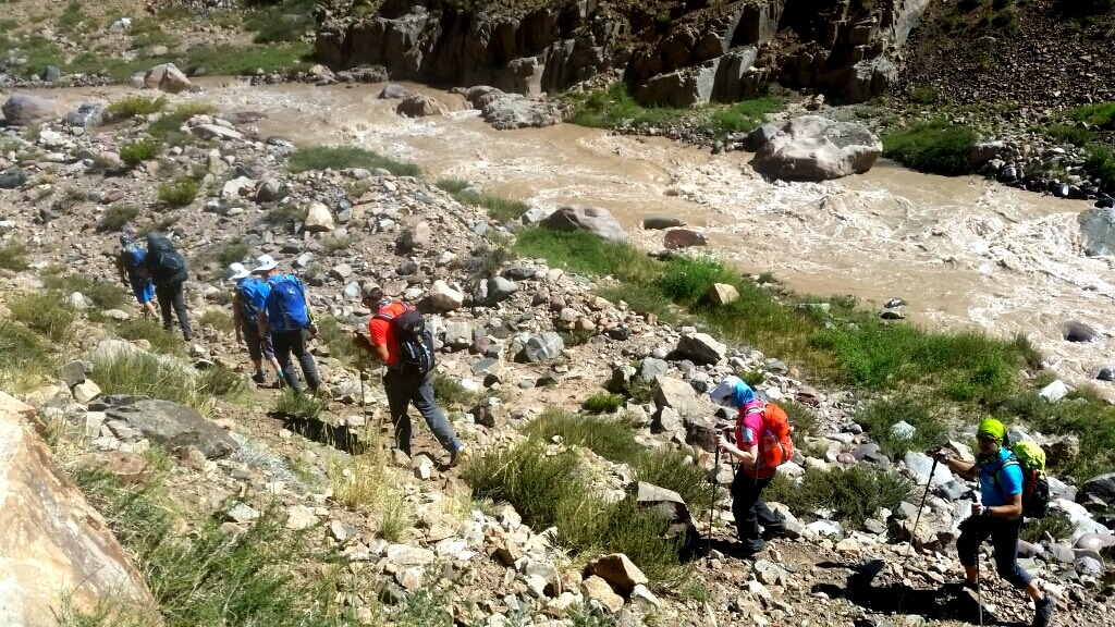 Auf nach Pampa de Leñas - 7summits4help