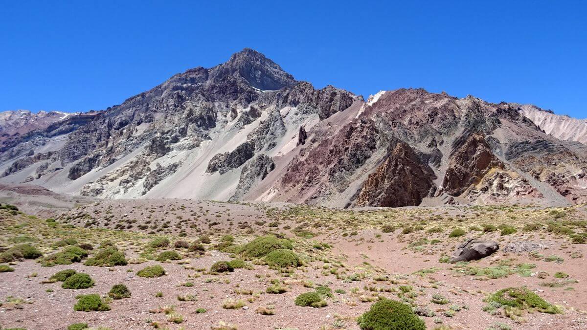 Faszinierende Farben!   Aconcagua 360 Grad 2016   7summits4help