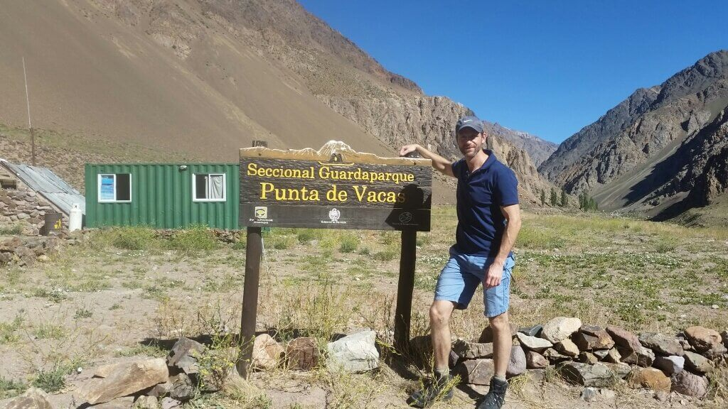 Start an der Punta de Vaca zum Refugio