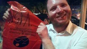 Die Bolsa negra ist eine Bolsa rojo - Hygiene am Aconcagua - 7summits4help
