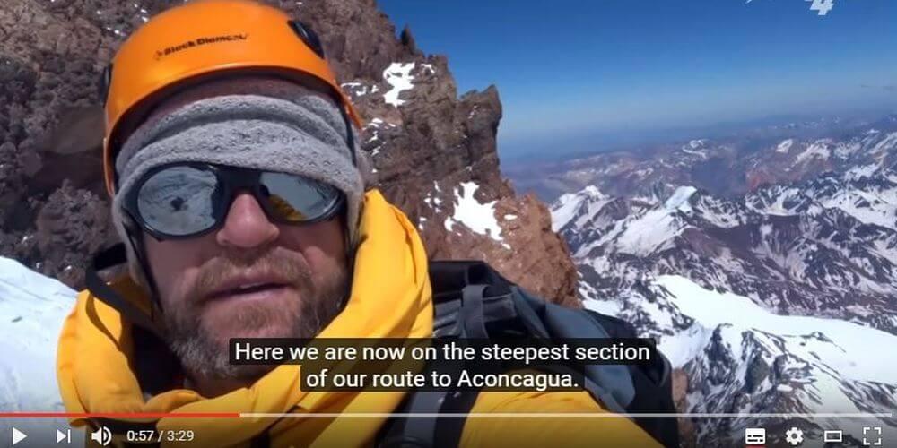 Zum 7summits4help-Video: So war der Gipfel-Tag am Aconcagua