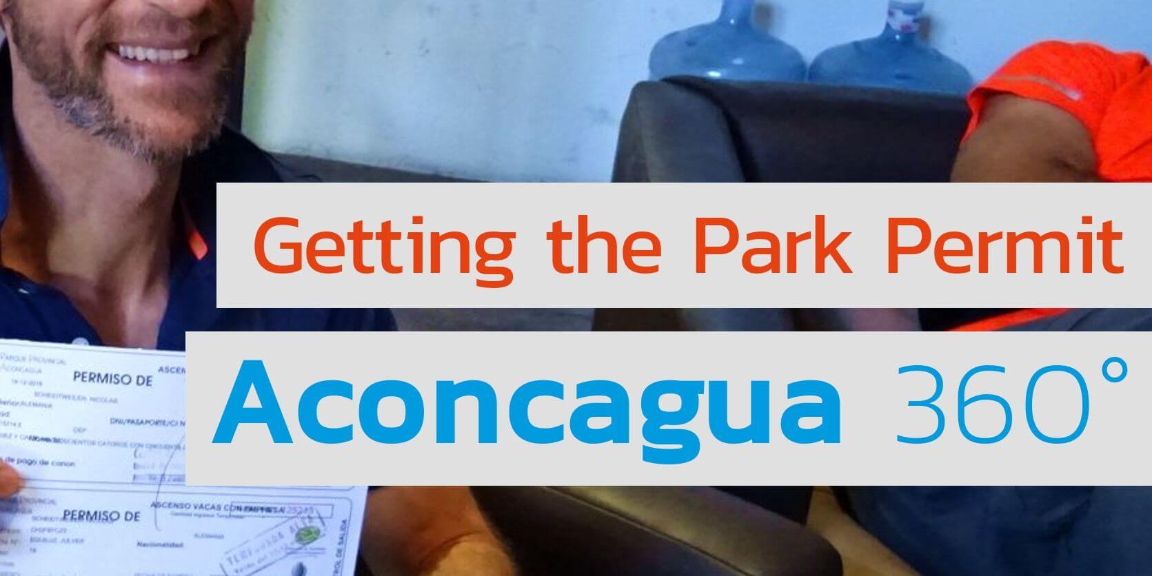 Administration und Lizenz - 7summits4help Aconcagua