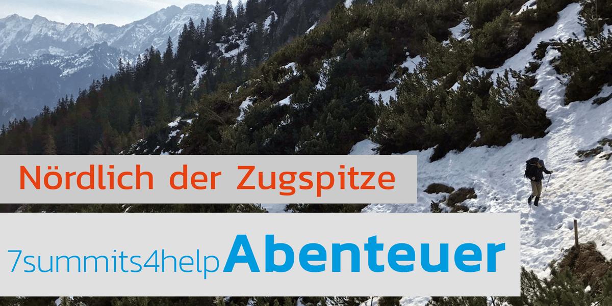 Von der Stuibenhütte über den Bernadeinsteig zum Kreuzeckhaus - 7summits4help