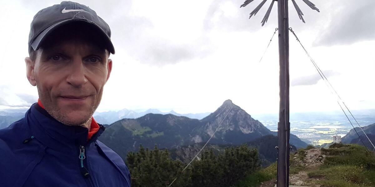 Ammergauer Alpen: Ausflug zum Ochsenälpeleskopf und Kreuzkopf