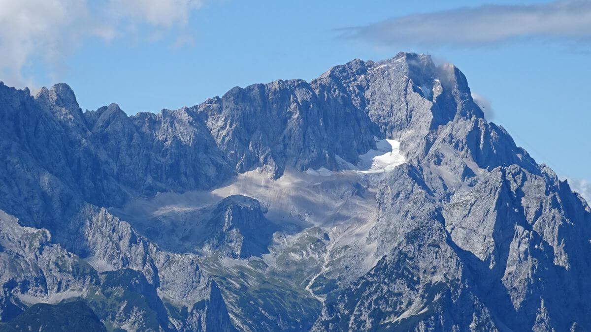 Klettersteigset Zugspitze : Zur zugspitze über höllental und klettersteig teil summits help