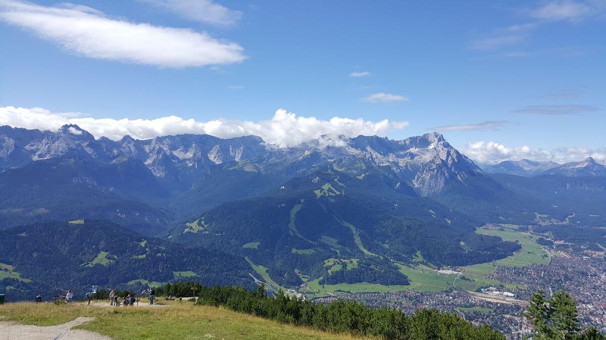 Klettersteigset Unterschiedlich Lang : Zur zugspitze über höllental und klettersteig teil 1 7summits4help