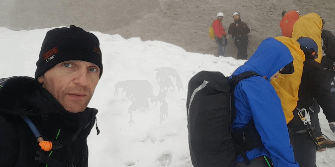 Teil 2 - Zur Zugspitze via Höllental über Klettersteig -7summits4help-Blog