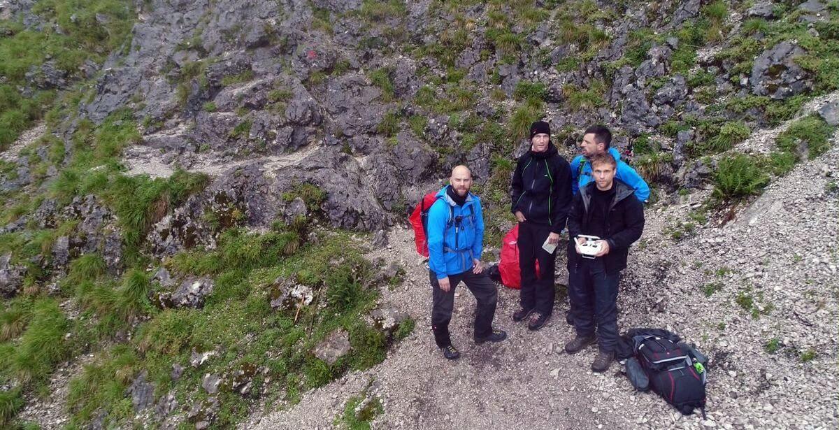 Klettersteig Zugspitze : Zur zugspitze über höllental und klettersteig teil summits help