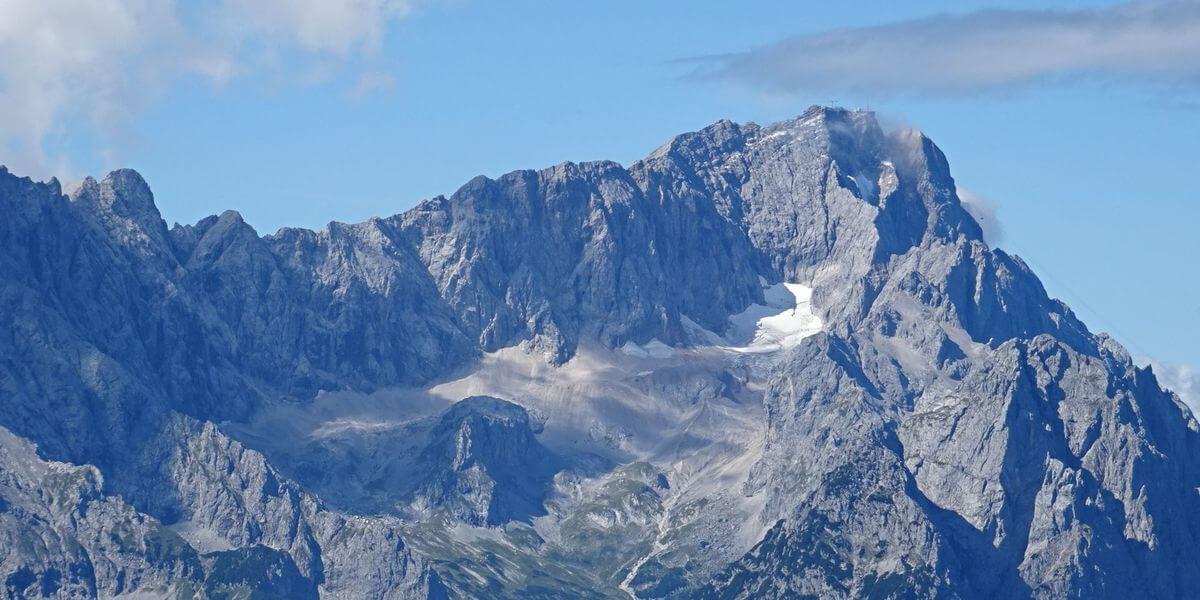 Zur Zugspitze über Höllentalklamm und Klettersteig - Teil 1 - 7summits4help Bericht