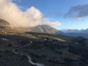 Panorama von Roca Bella