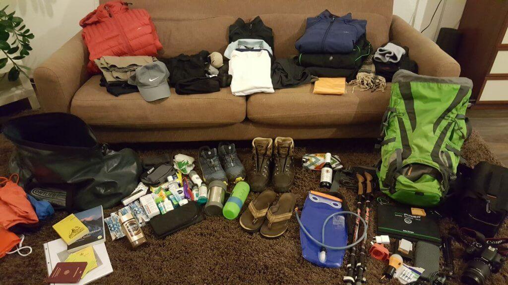 Kilimanjaro Ausrüstung - 7summits4help-Blog