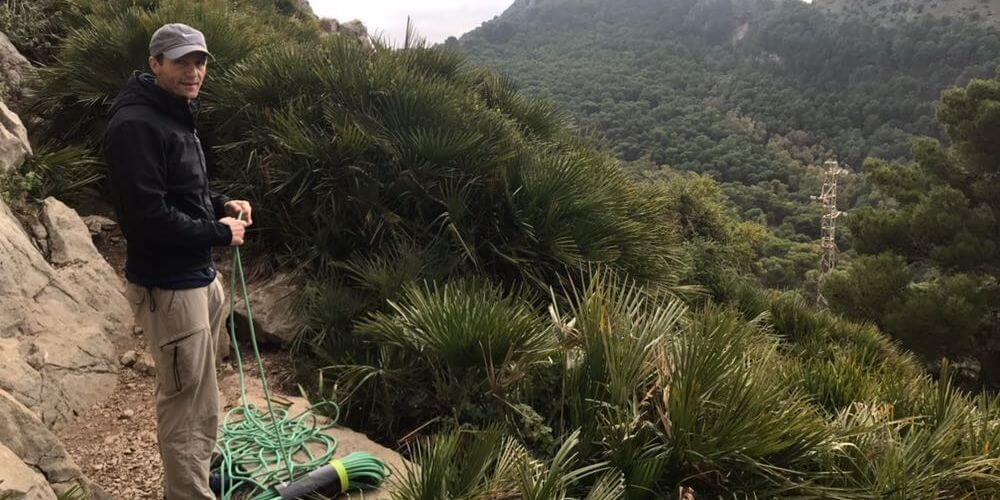 Zum Artikel - Vorbereitung an der Escalera Árabe - El Chorro 2017 - Klettern in Spanien - Training 7summits4help