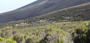 Blick aufs Kikelewa-Camp