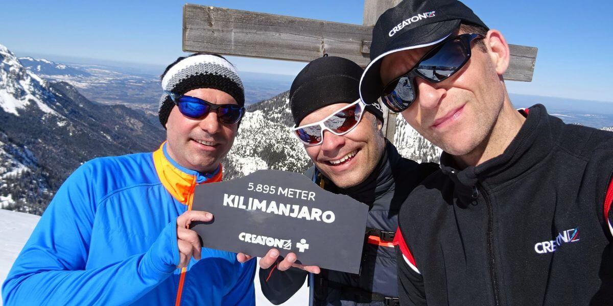 Christoph, Markus, Nicolas