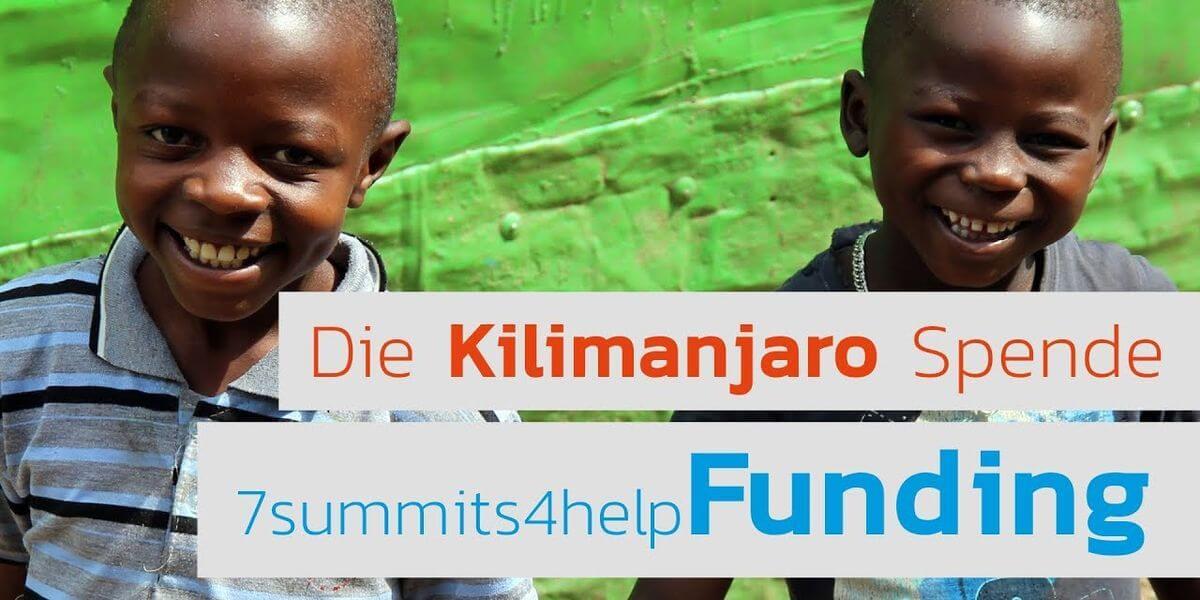 Spende für die German Doctors-Ambulanz in Mathare Valley in Nairobi - 7summits4help