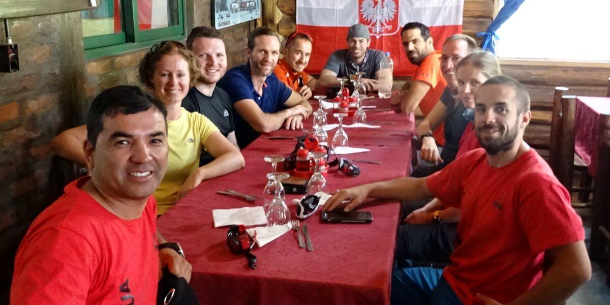 Das Team zum Aconcagua 2016 - 7summits4help