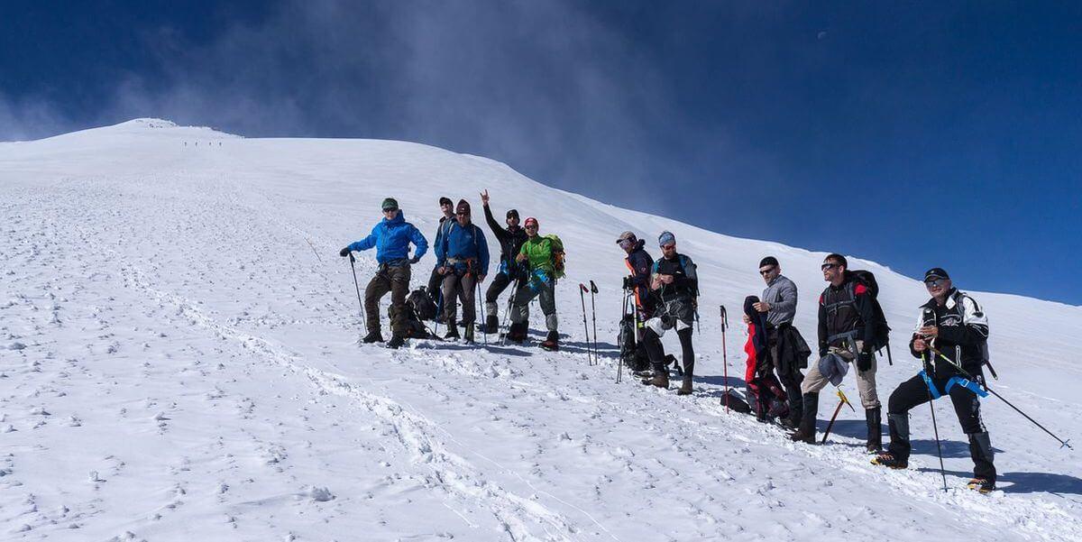 Besteigungszahlen der Seven Summits im Vergleich - 7summits4help