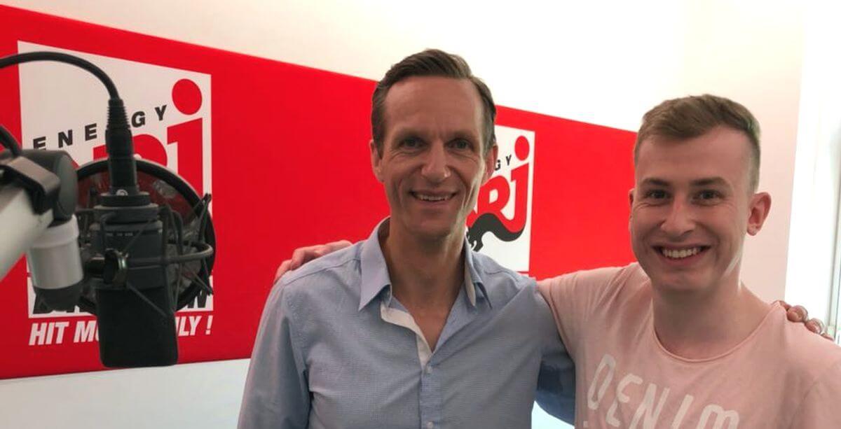Nicolas Scheidtweiler zu Gast bei Energy Bremen-Moderator Jan Galas