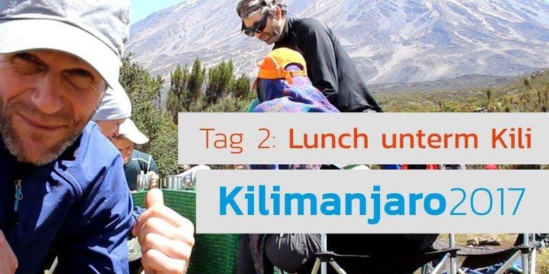Video: Deutschland am Kilimandscharo unter sich lassen - Seven Summits for Help