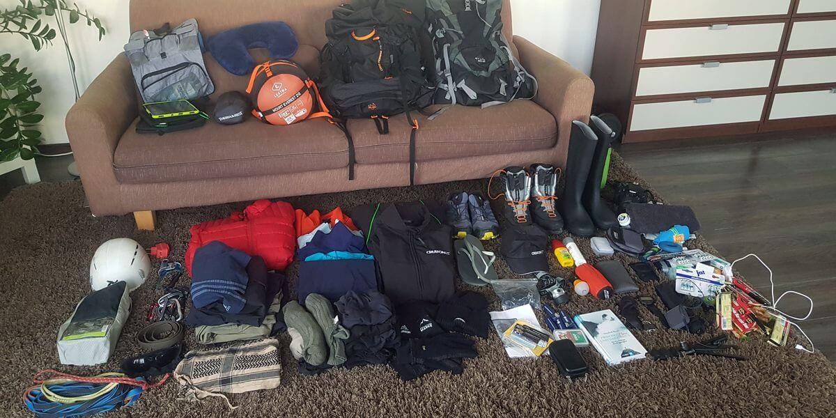 Der vierte Gipfel der Seven Summits - Ausrüstung zur Carstensz-Pyramide - 7summits4help