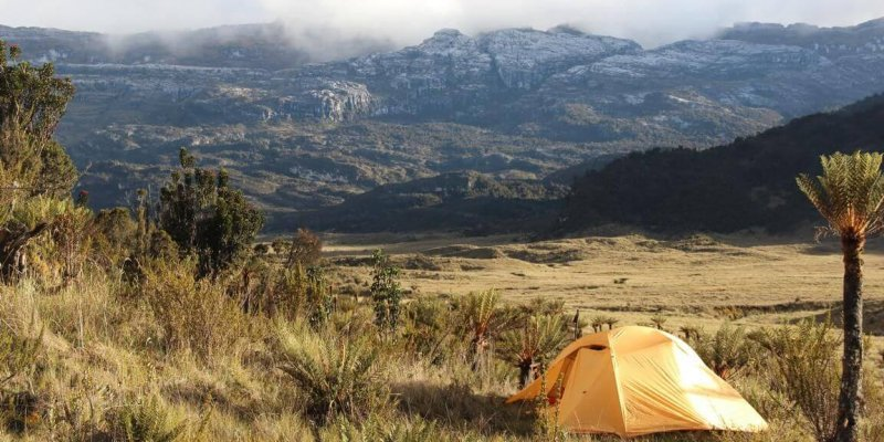 Körperlich am Ende - Expedition Carstensz-Pyramide