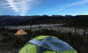 Guten Morgen in Camp 3
