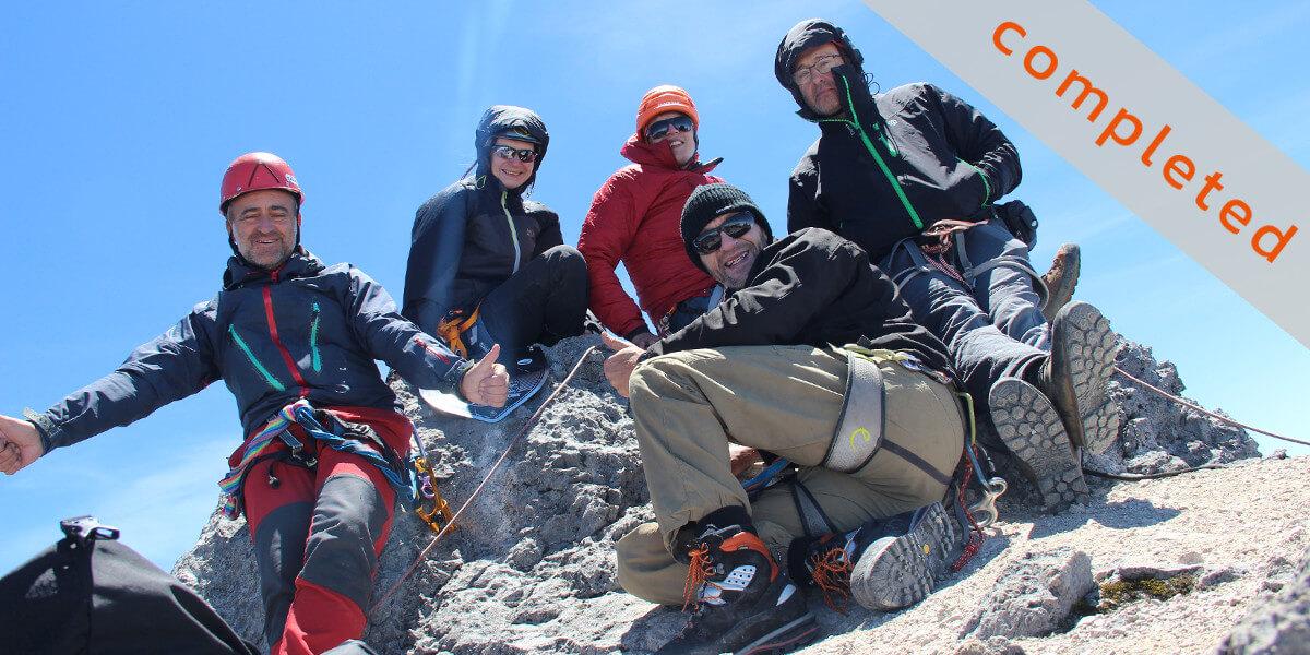 Der höchste Berg Ozeaniens - die Carstensz-Pyramide in Papua