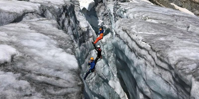 Mit Alpine Welten im Stubaital