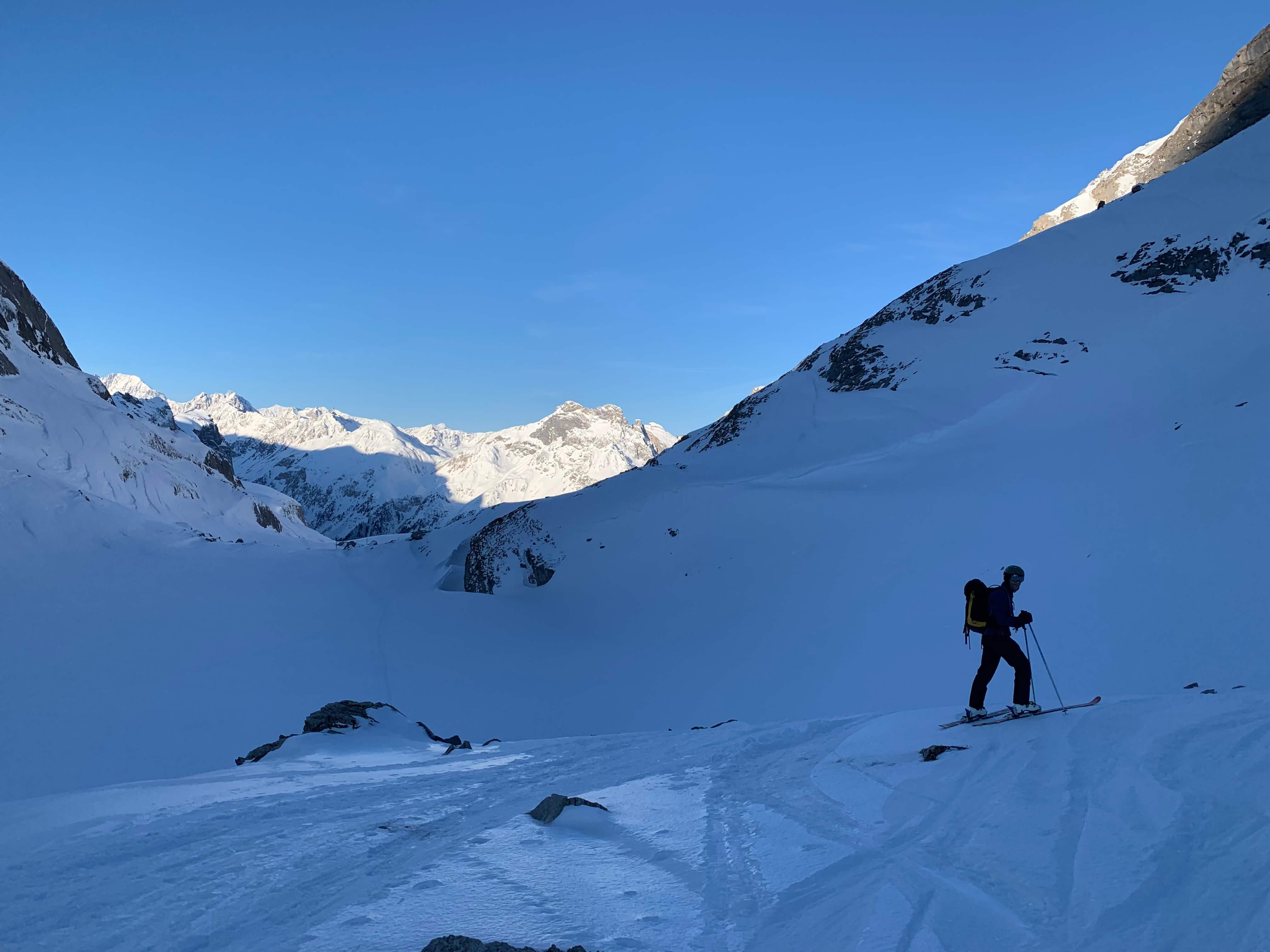 Skitour Vanoise