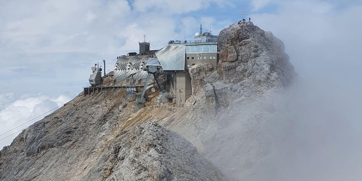 Zur Zugspitze über den Stopselsteig - 7summits4help-Blog von Nicolas Scheidtweiler